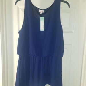 Pixley Dress, Size XL